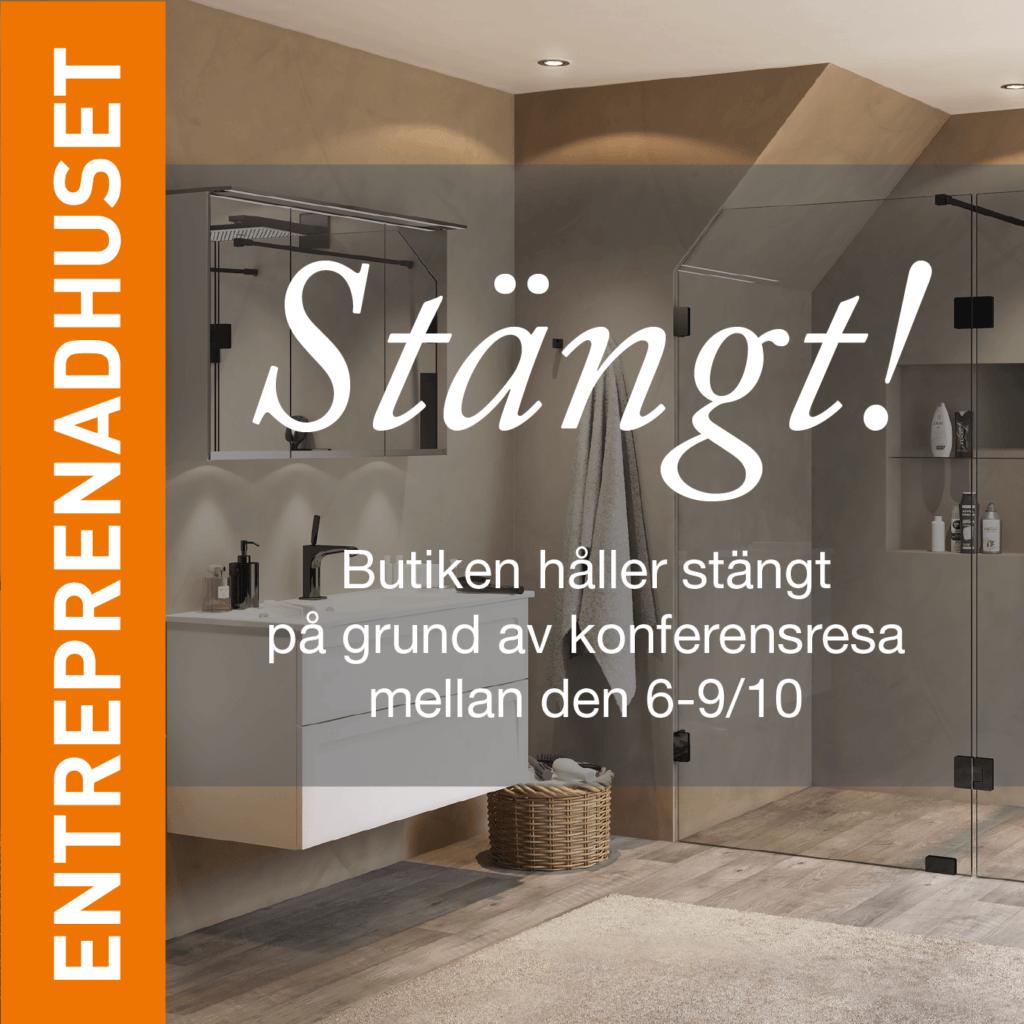 SÃ¥ lyckas du med din badrumsrenovering!   Entreprenadhuset